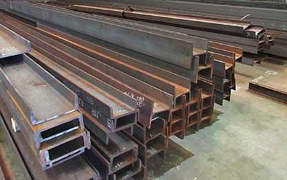 Perfil estructural hierros Macarro
